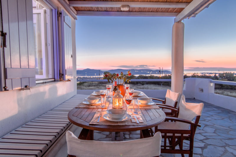 From interior photoshooting in Paros Island